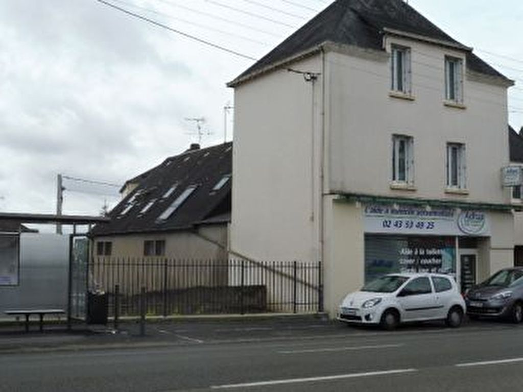 Immobilier laval mayenne origne l 39 adresse maison blanche for Adresse maison blanche
